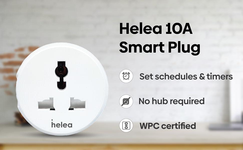 Helea 10A Smart Plug