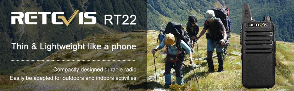 2 way radios outdoor indoor