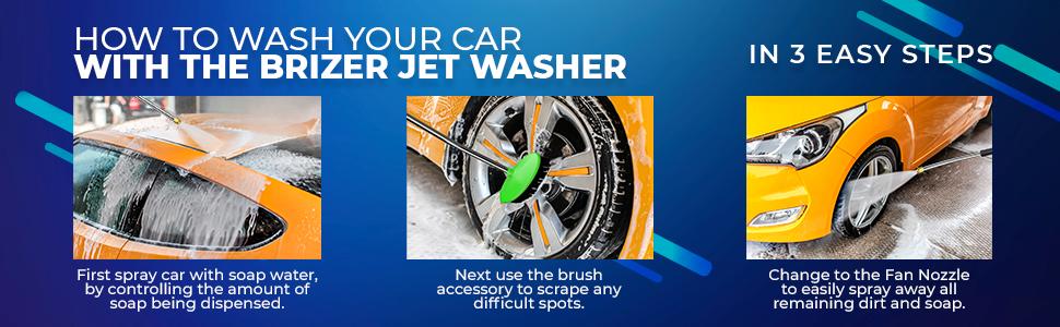boat wash for pressure washer ez jet water cannon greenworks pressure washer accessories hydro foame