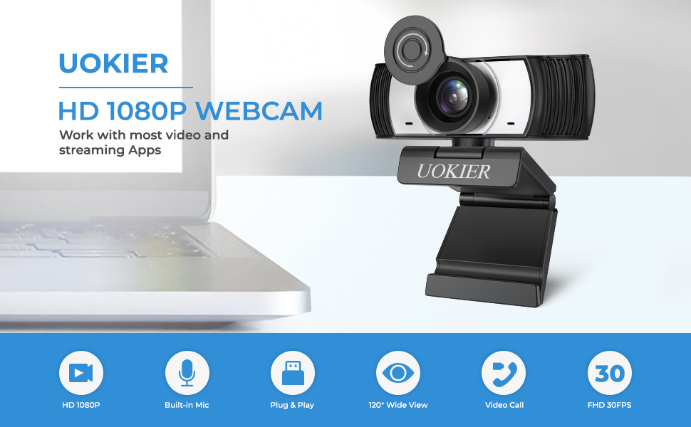Flashandfocus.com 4f824734-22f6-4150-a918-7eb38c4516b4.__CR0,0,970,600_PT0_SX970_V1___ 1080P Webcam with Microphone, USB 3.0 Streaming Webcam for Desktop or Laptop, PC Computer Web Camera for Video…