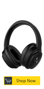 amazon com cowin se7 active noise cancelling headphones bluetooth headphones wireless headphones over ear with microphone aptx comfortable protein earpads 30 hours playtime for travel work black electronics cowin se7 active noise cancelling