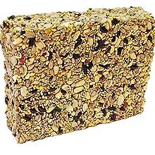 Woodpecker Crunch Seed Bar