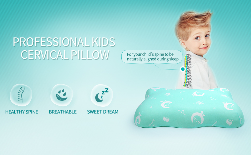 Kids Cervical Pillow
