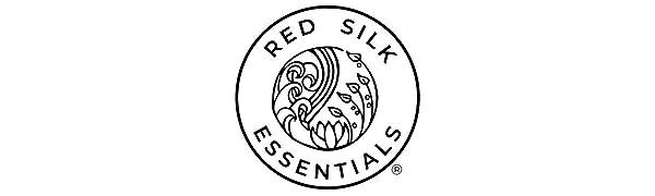 red silk essentials