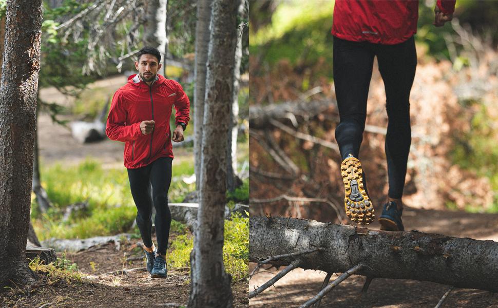 ALTRA Mens AL0A4PE5 Lone Peak 4 5 Trail Running Shoe