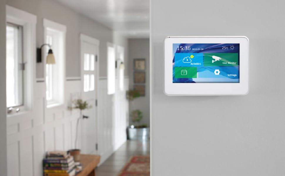 Wireless indoor monitor
