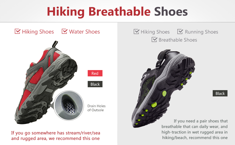 hiking shoes for men summer