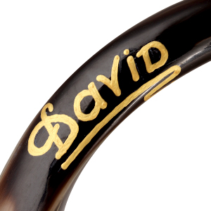 customized shofar