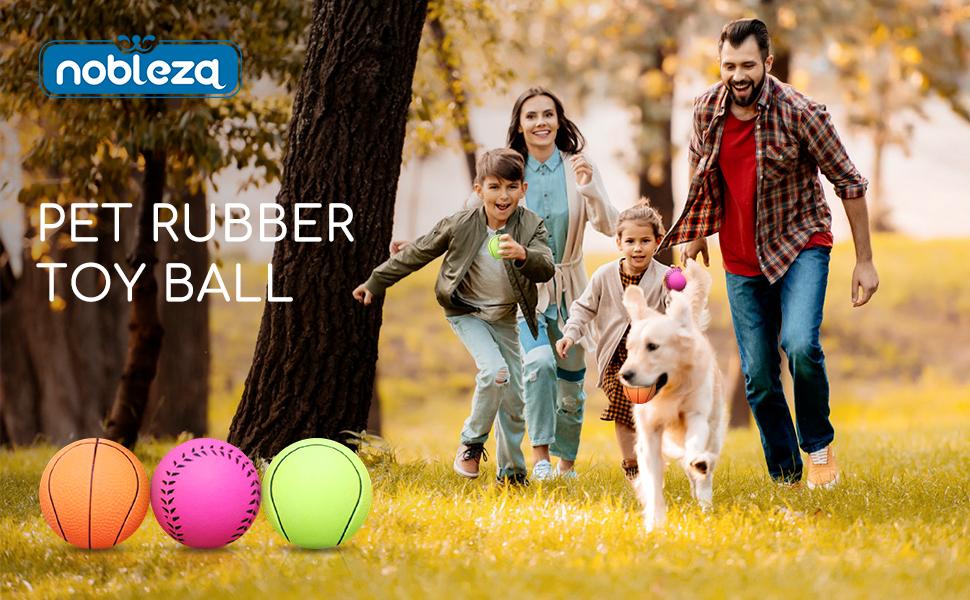 Balle jouet pour chien