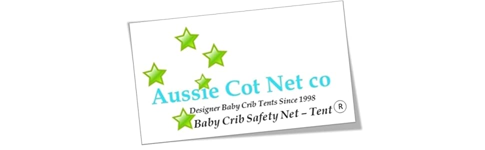 aussie cot net co crib tents