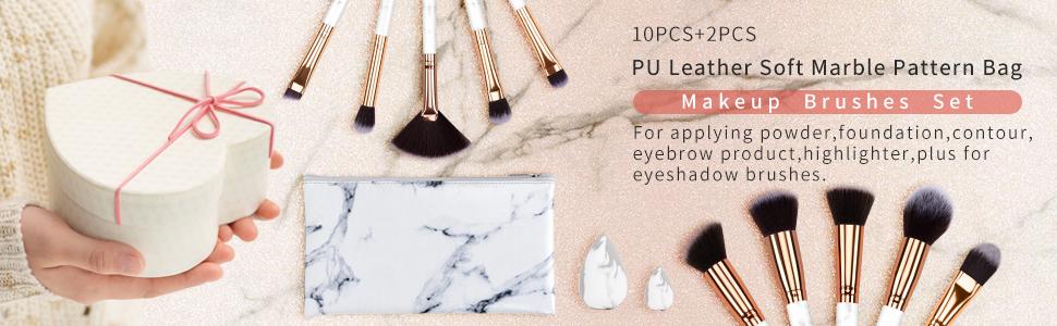 brush sets makeup