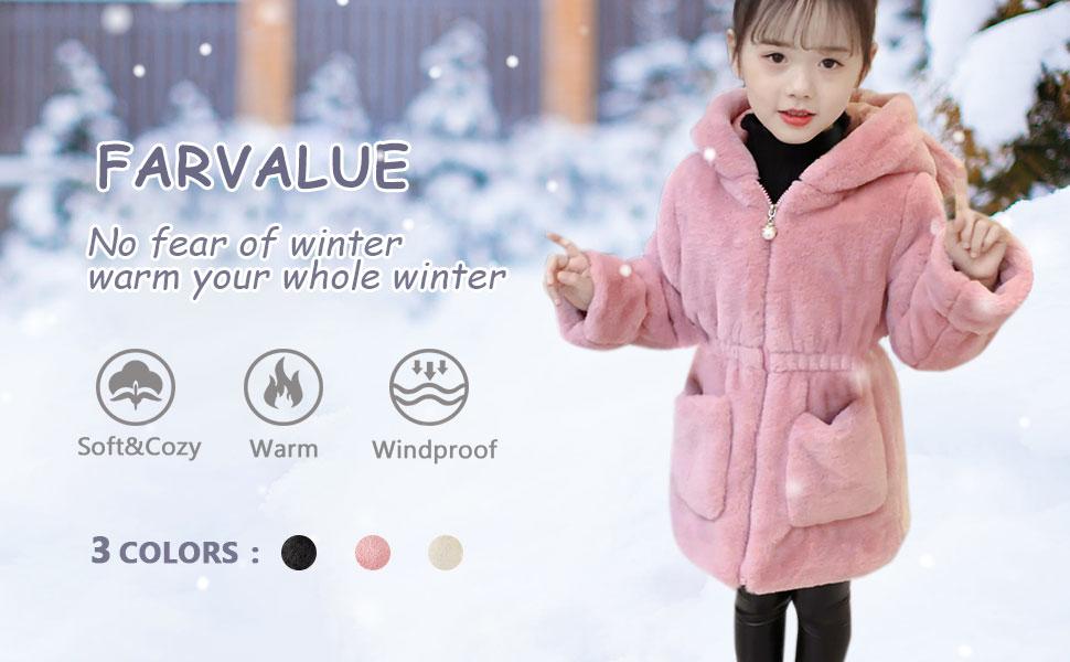 winter baby duffle coat made in france girl green faux fur coat hooded faux mouton fur jacket coat cacharel vintage kids fur coat girl