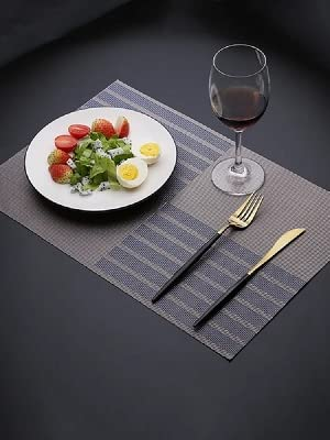 table mats for purple