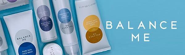 Balance Me British Natural Skincare Vegan Cruelty-Free Bio-Active Skin UK Female-Founded Sisters