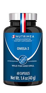wild fish oil krill heart health lowers blood pressure dietary supplement reduce triglycerides diet