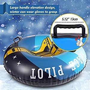 sled adult snow tube sledding tubes for adults blow up snow sled snow tube kids snow tube pvc tube