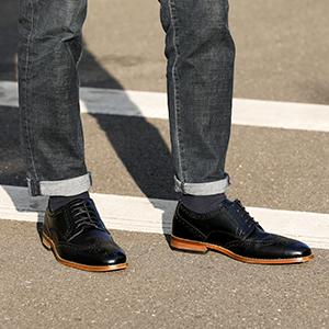 Bruno Marc Men's Dress Shoes Formal Oxford