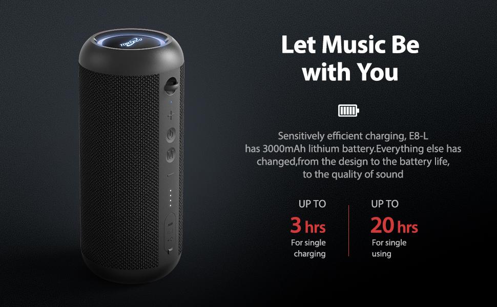 E8-L Bluetooth Speakers