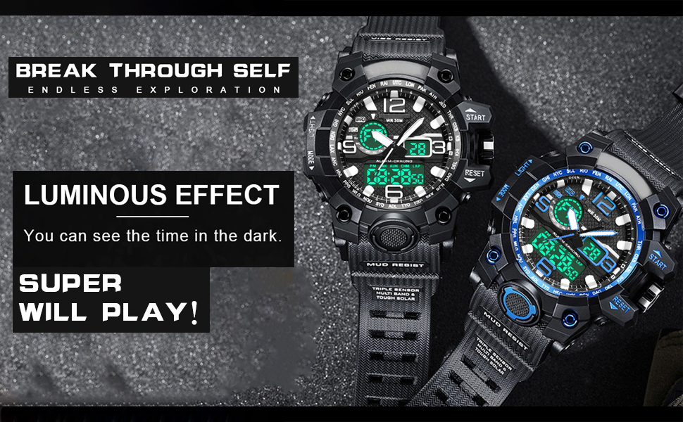 watches for boys stylish