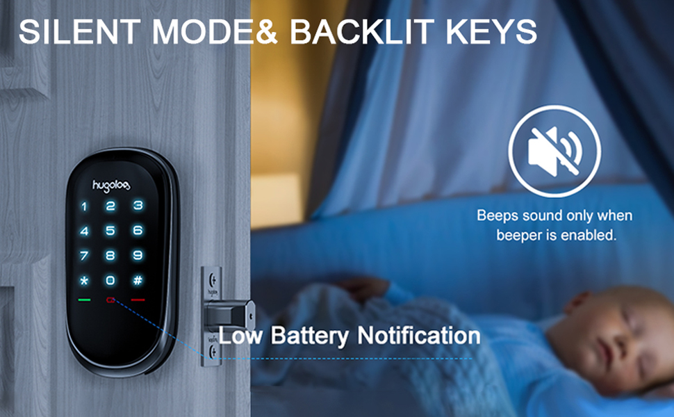 touchscreen smart lock