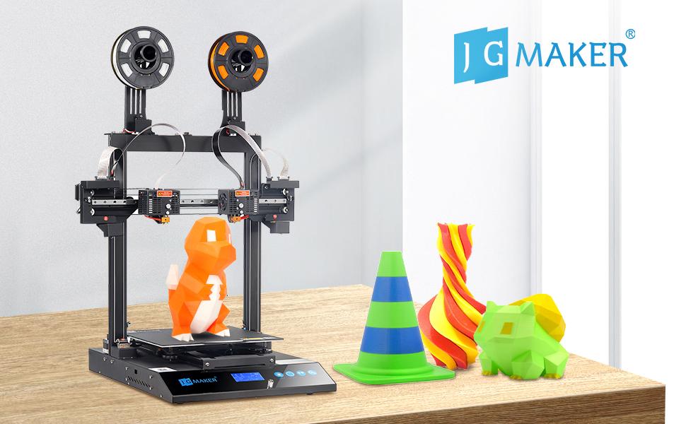 jgmaker artist-d 3d printer