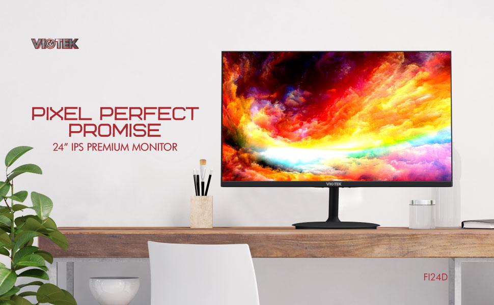 VIOTEK FI24D QHD Gaming Monitor (2560 x 1440p)