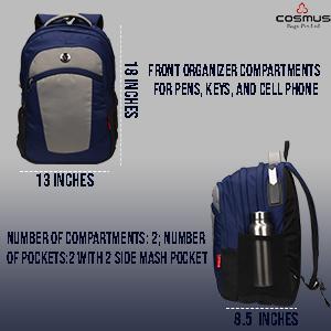 Cosmus Laptop Backpack