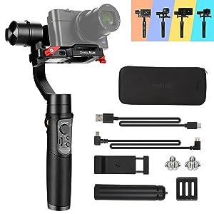 Hohem Digitalkamera Gimbal Stabilizer Handheld Gimble Kamera