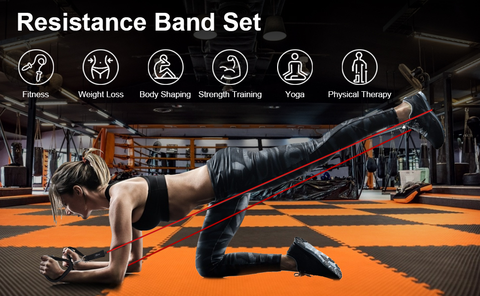 resistance band set