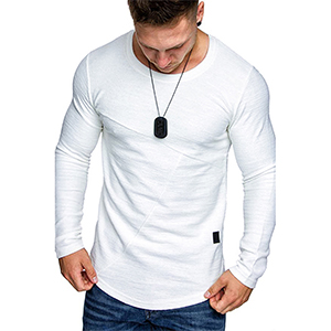 fashion white t shirt