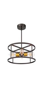 4-light ceiling light/pendant light