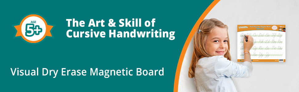 The art and skill of cursive handwriting