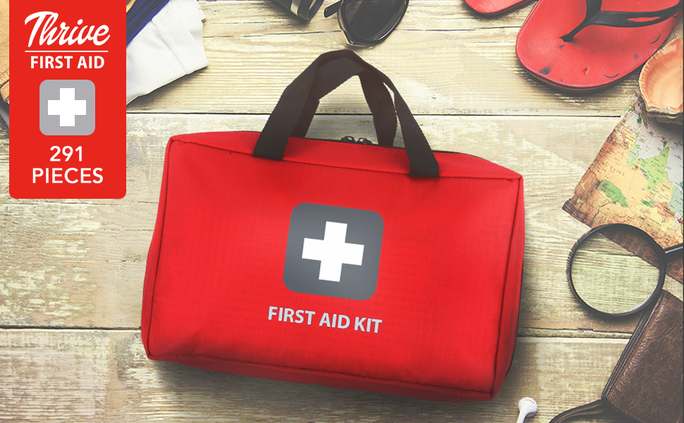 Thrive First Aid Kit Deluxe Bag