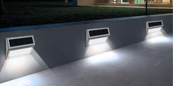 solar light for pathway
