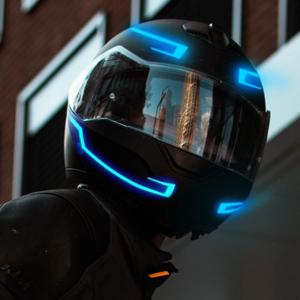 helmet lights for night riding
