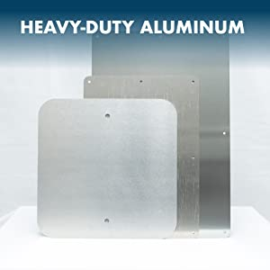 Aluminum Sign Blanks