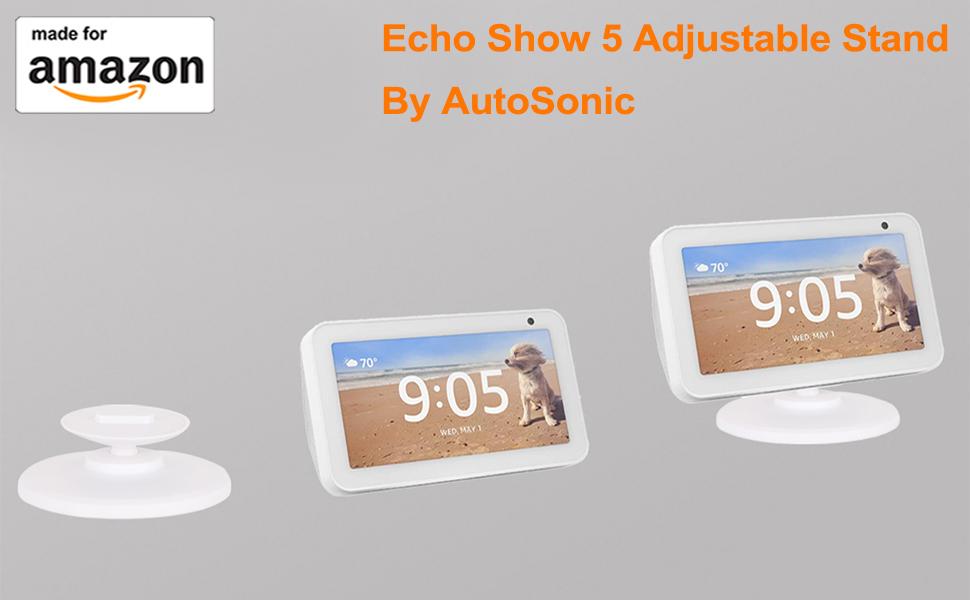 Echo Show 5 Tilt Stand