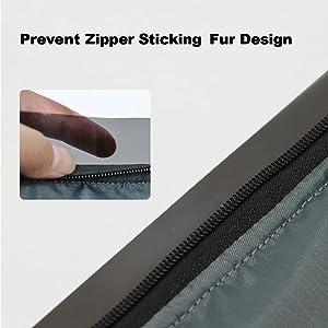 dog jacket anti sticking fur