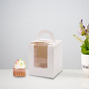 Single Individual Cupcake