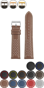 Perforated Rally Strap
