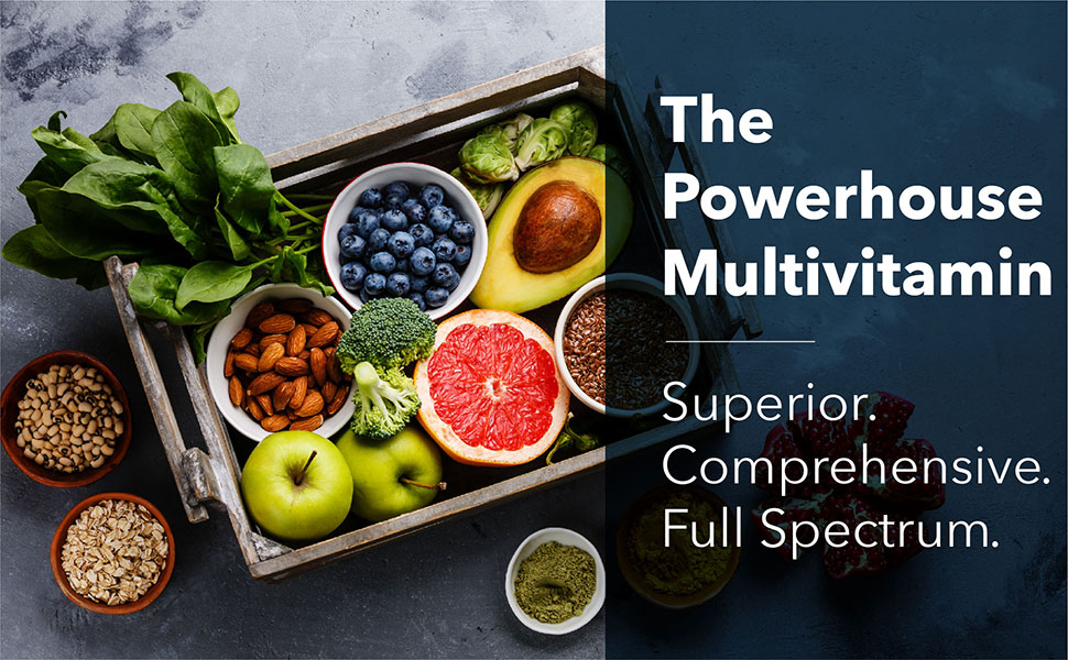 The Powerhouse Multivitamin