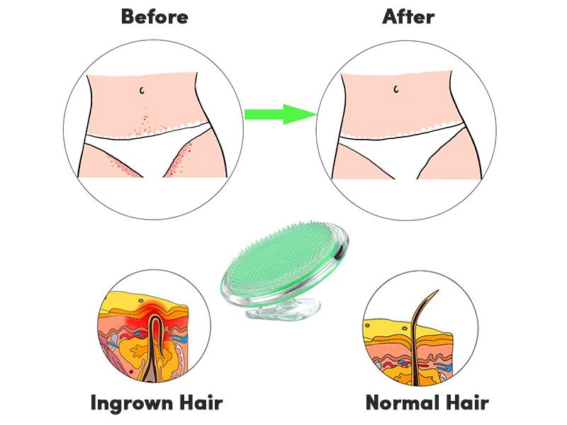 leg massager hair brush arm massager cellulite massager