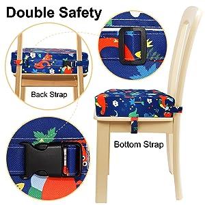two straps