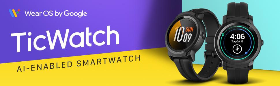 ticwatch e2 smart watch