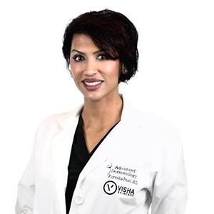 Dr. Purvisha Patel, Visha Skin Care