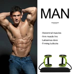Man Uses It to Train Muscles