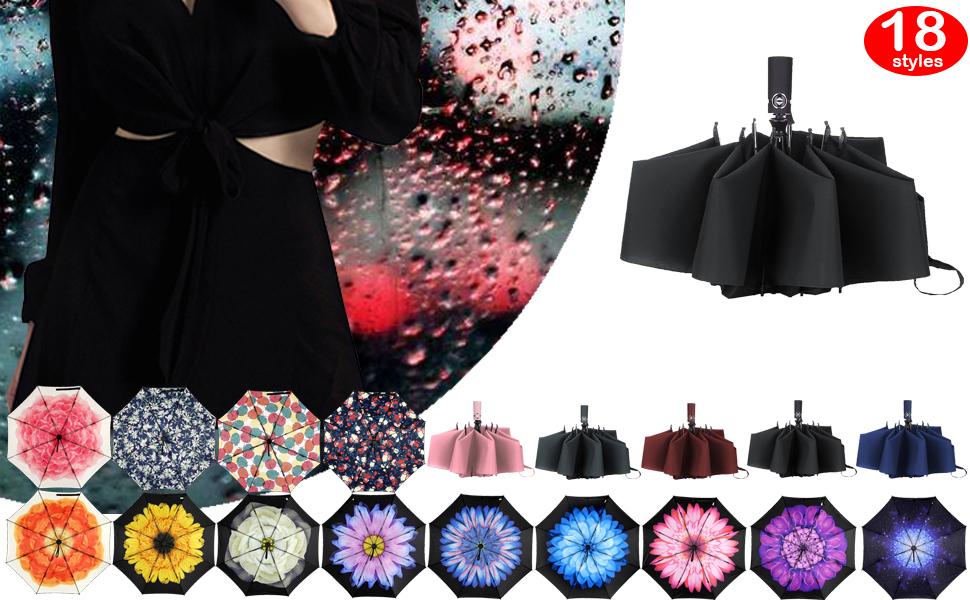 Black umbrella 02