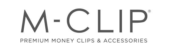 M-Clip money clips logo