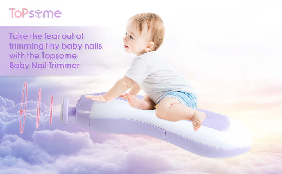 baby nail file electric nail trimmer