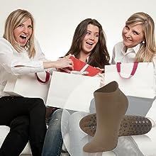 non slip yoga socks gift festive